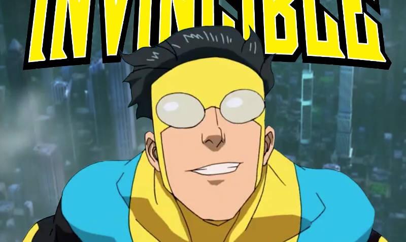 SaldaPress celebra l'inizio della serie animata di Invincible