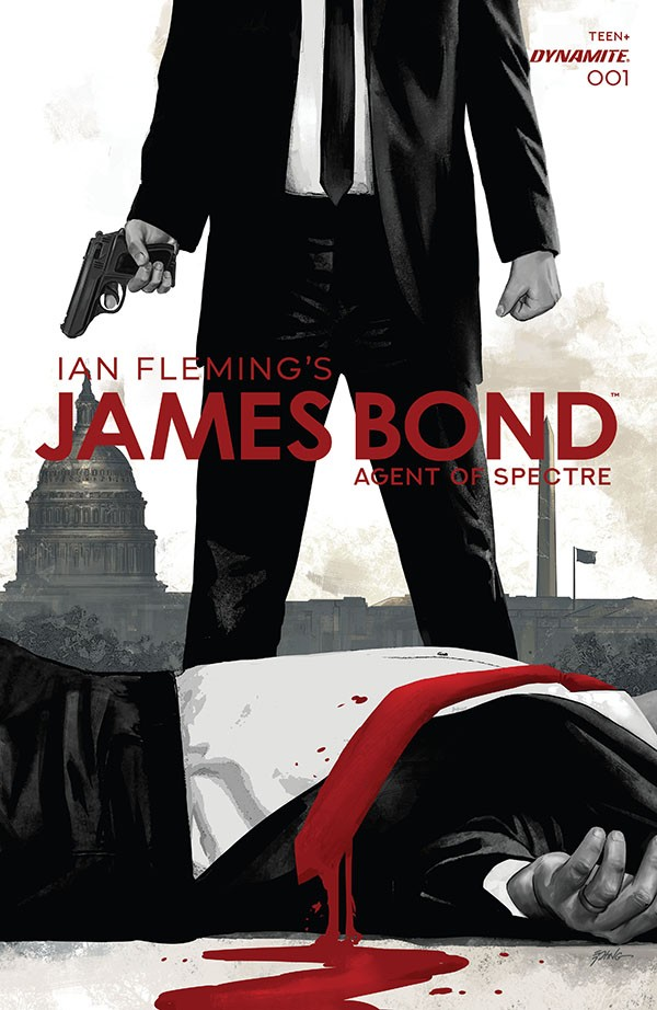 James Bond - Agent of Spectre 1