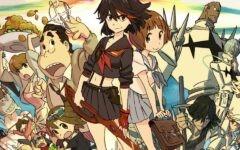 Kill-La-Kill anime (2)