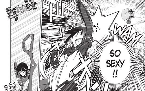 Kill-la-kill-manga