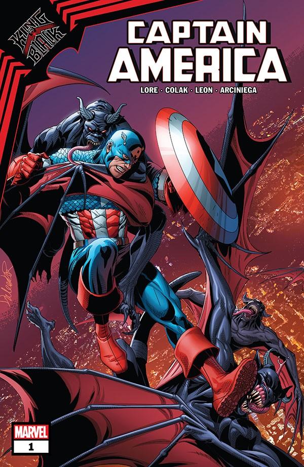 King In Black - Captain America 1