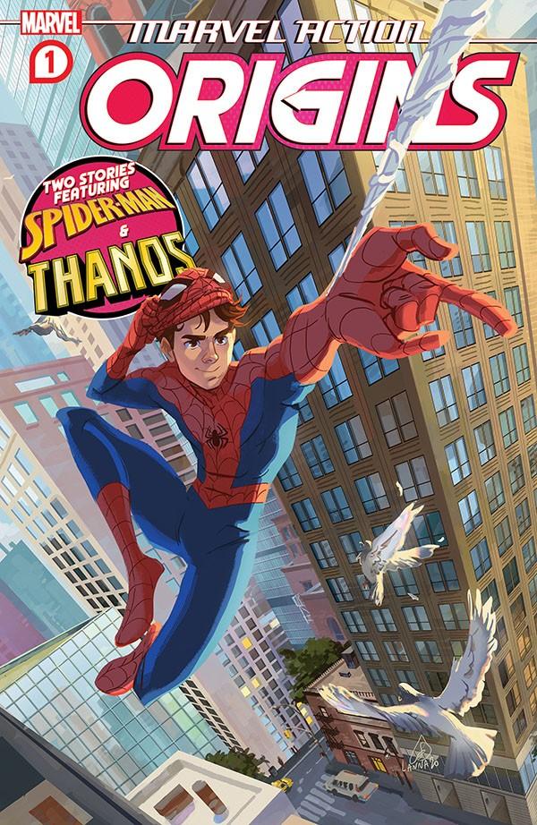 Marvel Action Origins 1