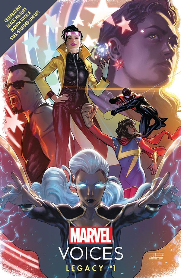 Marvel's Voices - Legacy