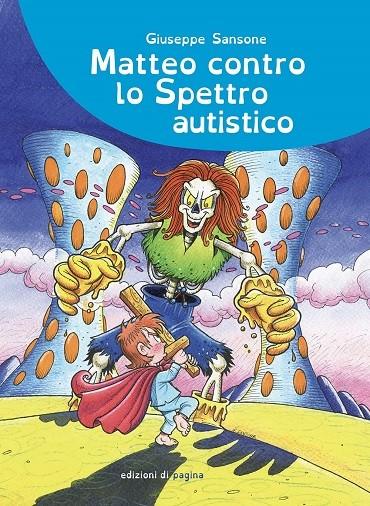 Matteo contro lo spettro autistico-copertina