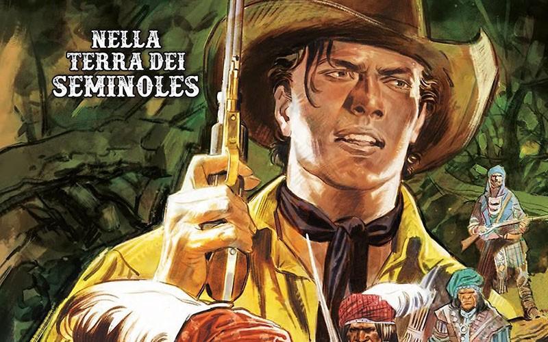 """SBE presenta """"Tex Willer – Nella terra dei Seminoles"""""""