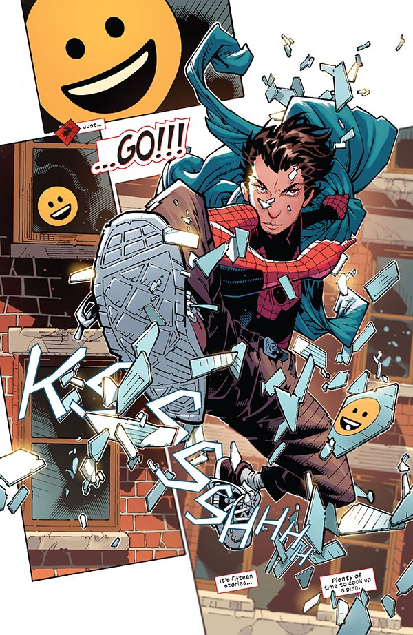 Non-Stop Spider-Man (2021-) 001-001