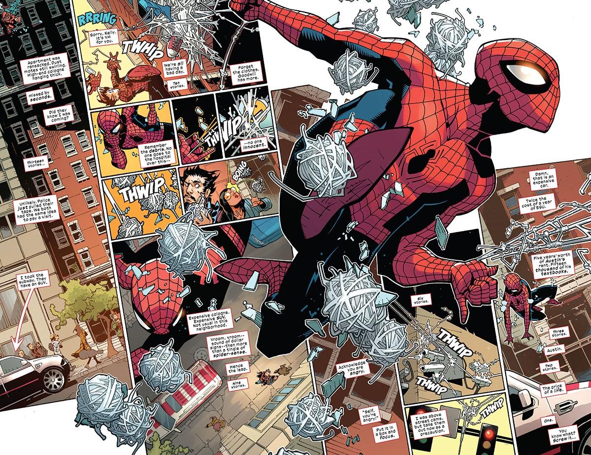 Non-Stop Spider-Man (2021-) 001-002