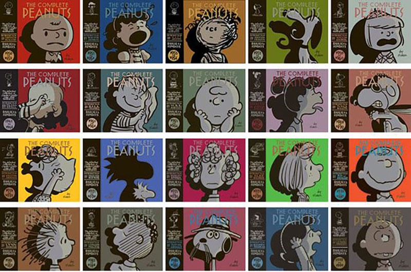 Peanuts Fantagraphics