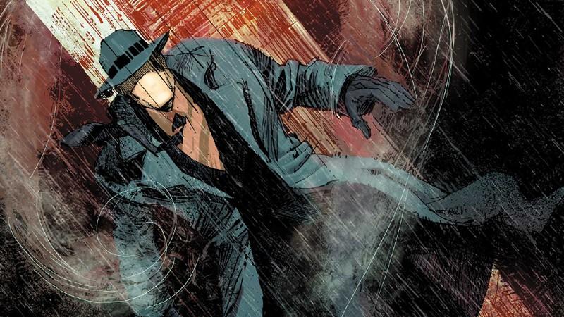 Question: le morti di Vic Sage #1 (Lemire, Cowan, Sienkiewicz)