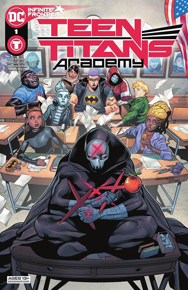 Teen Titans Academy 1