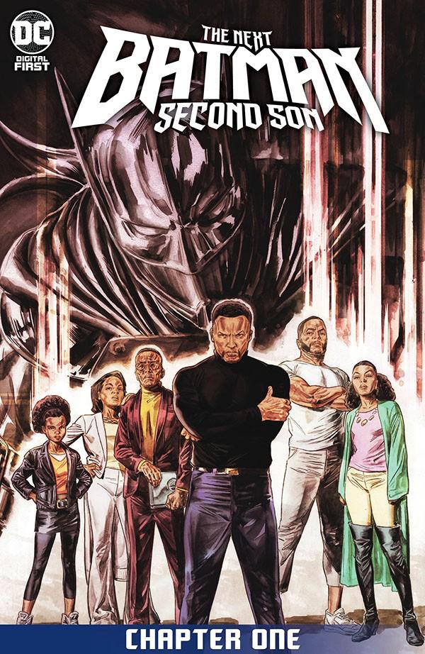 The Next Batman - Second Son 1