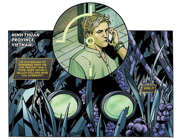 The Next Batman - Second Son (2021-) 001-002