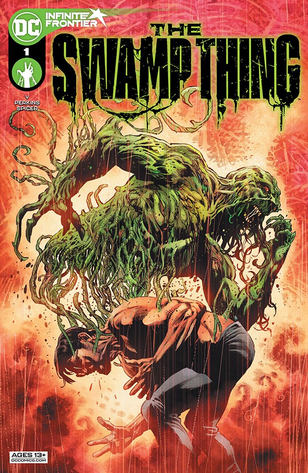The Swamp Thing 1