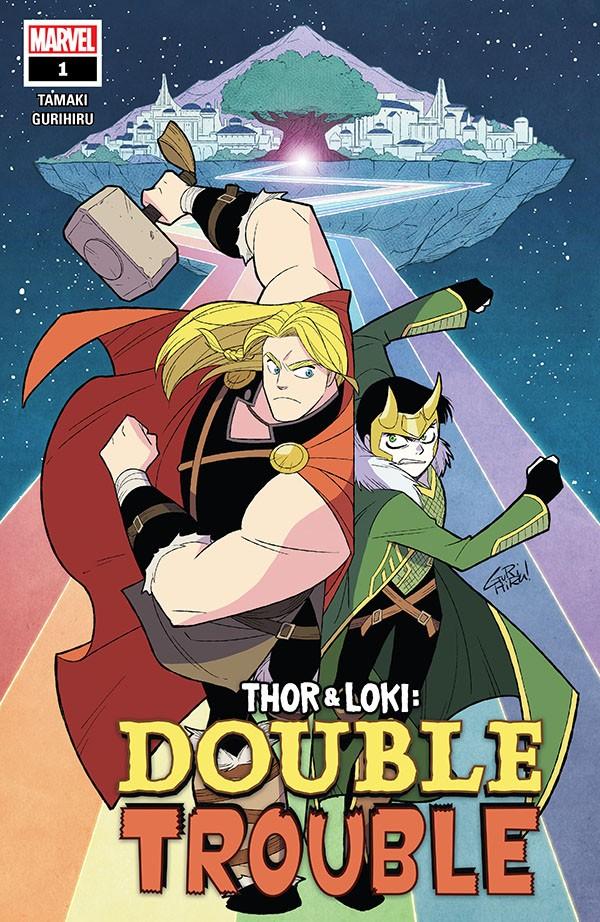 Thor & Loki - Double Trouble 1