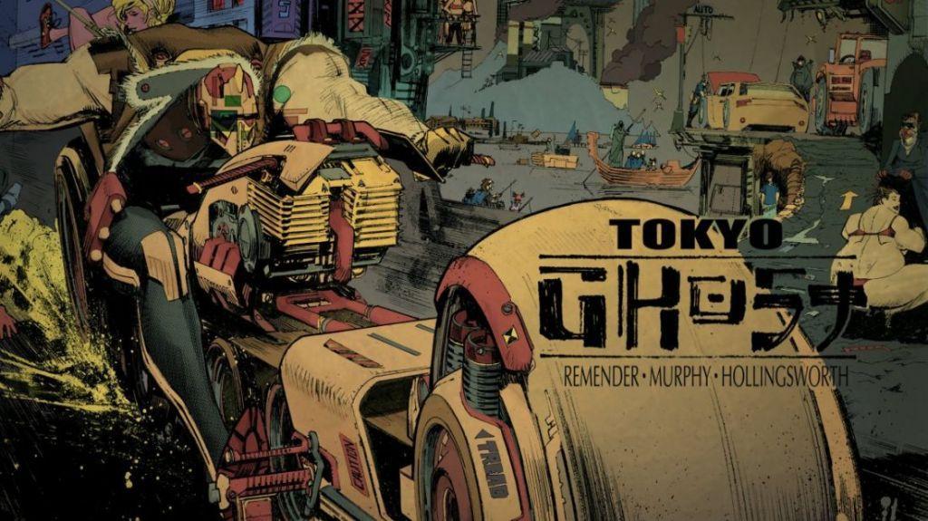 Cary Fukunaga dirigerà film di Tokyo Ghost, fumetto targato Image