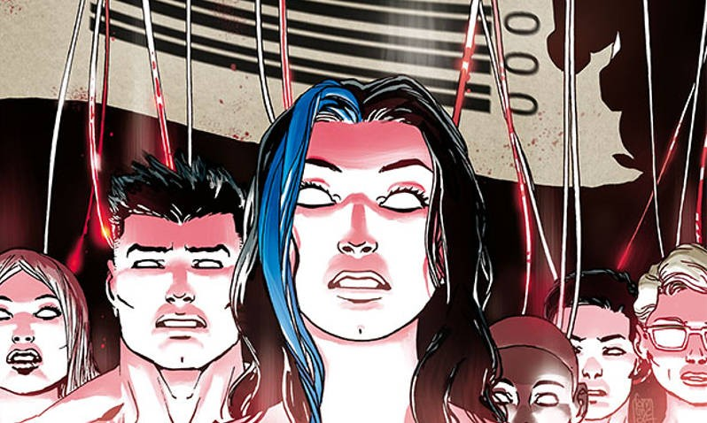 Fumetti saldaPress: in uscita Undiscovered Country vol. 2