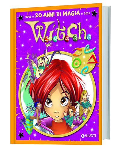 WITCH cover 3D