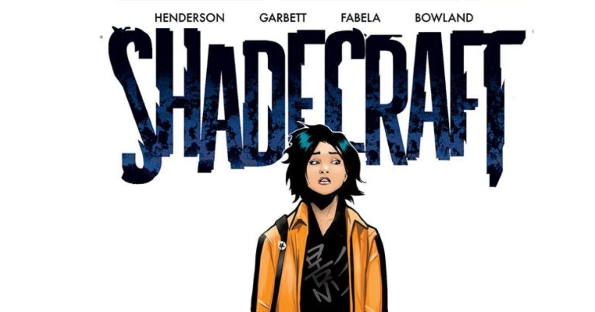 Shadecraft di Image Comics diventa una serie per Netflix