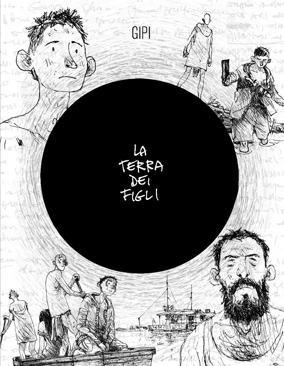 """Nuova edizione per """"La Terra dei Figli"""", il graphic novel di Gipi"""