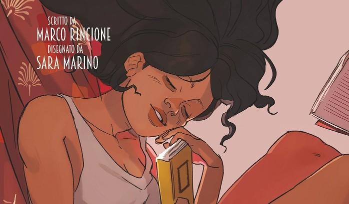 """E' uscita """"Poly A"""" la graphic novel di Marco Rincione e Sara Marino"""