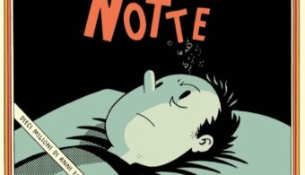 "Anteprima: ""Il fiume di notte"" di Kevin Huizenga"