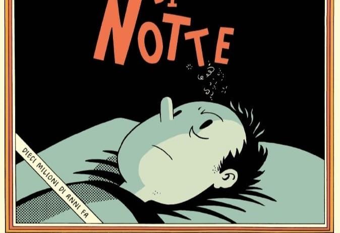 """Coconino Press pubblica """"Il fiume di notte"""" il fumetto cult di Kevin Huizenga"""