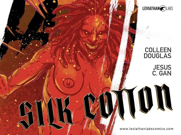 LEVIATHAN LABS annuncia un nuovo fumetto: Silk Cotton