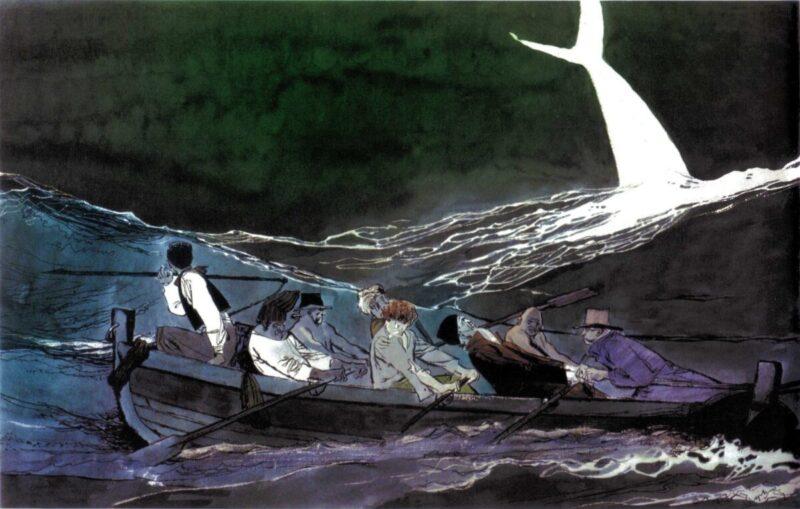 Dino Battaglia – Moby Dick