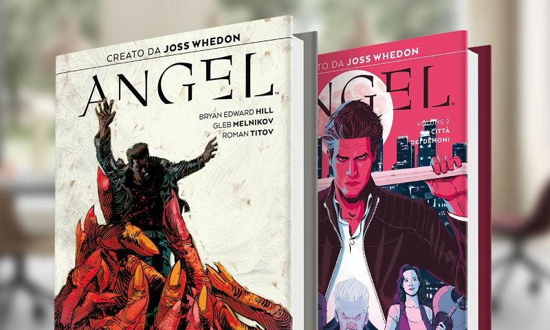 Fumetti saldaPress: esce Angel Vol. 2