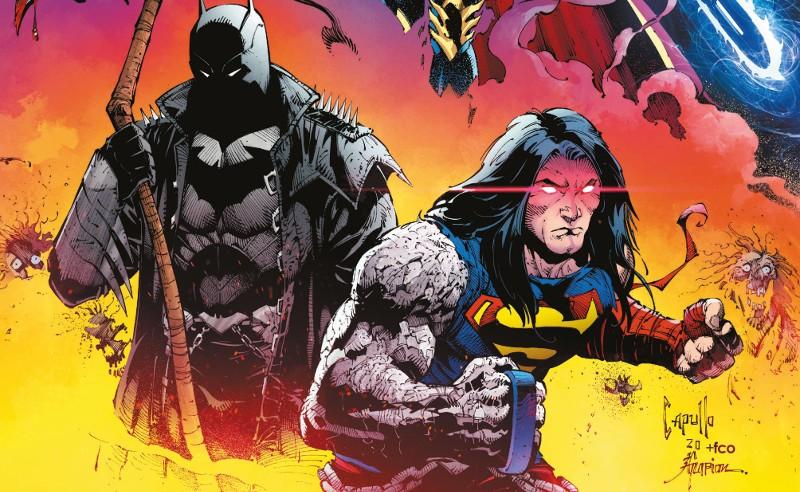 Batman: Death Metal #1 (Snyder, Capullo)