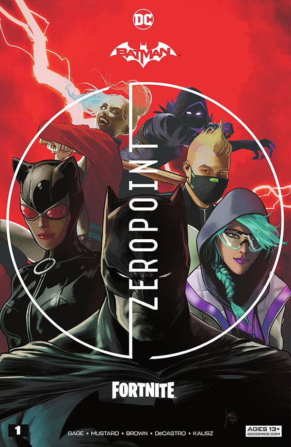 Batman - Fortnite - Zero Point 1