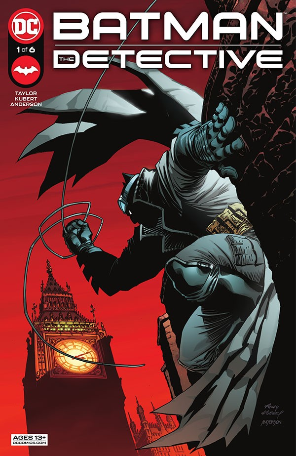 Batman - The Detective 1