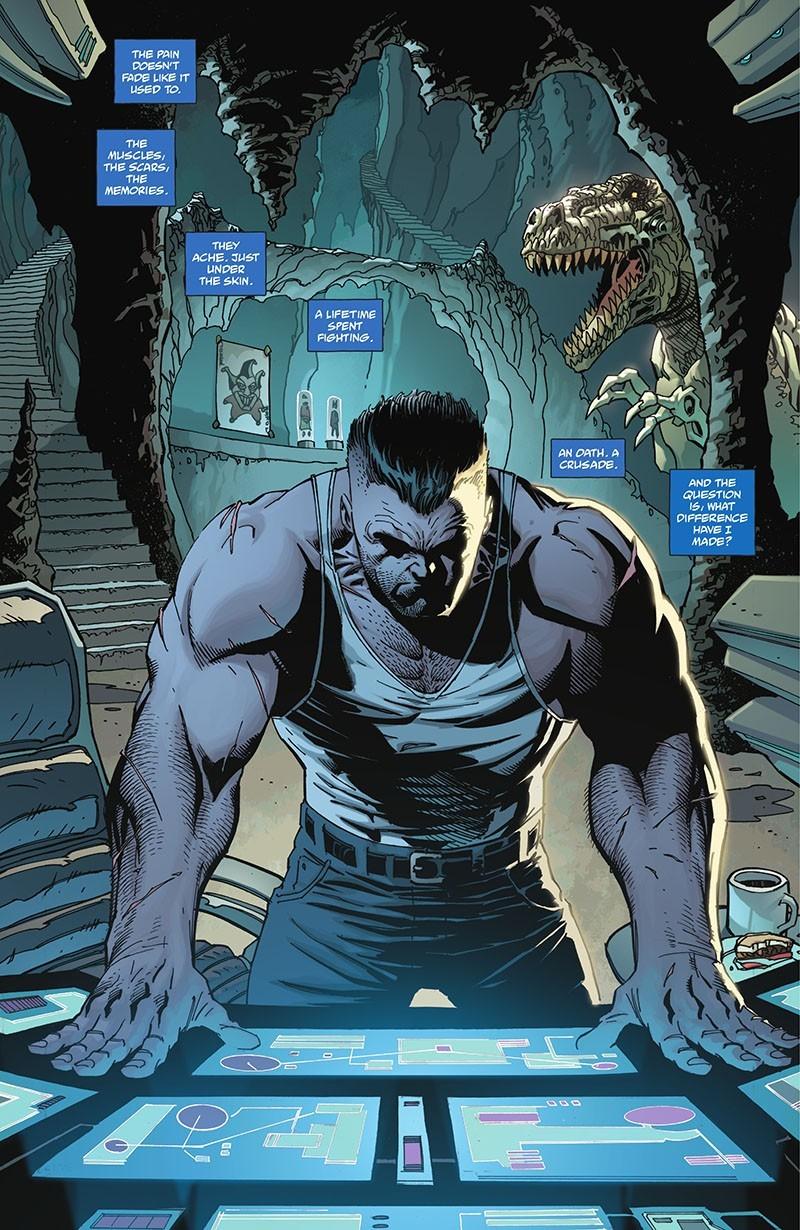 Batman - The Detective (2021-) 001-007