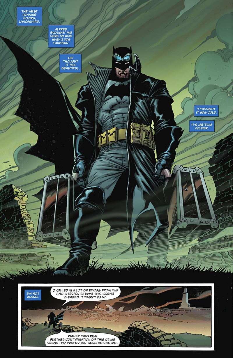 Batman - The Detective (2021-) 001-011