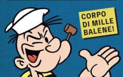 """Il Braccio di Ferro della Bianconi rivive in un """"best of"""" della Salani"""