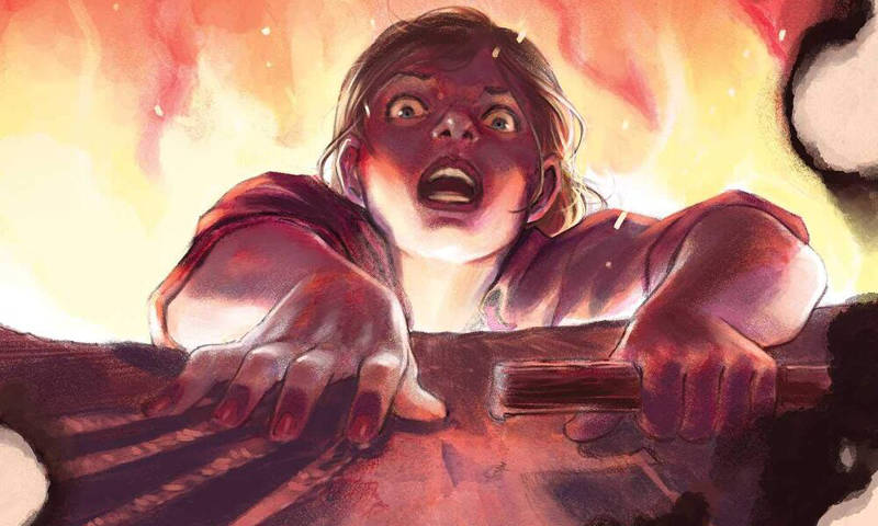 Fumetti saldaPress: esce Buffy vol. 4
