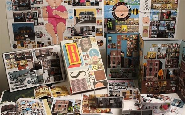 """Coconino press pubblica """"Building Stories"""", la graphic novel capolavoro di Chris Ware"""