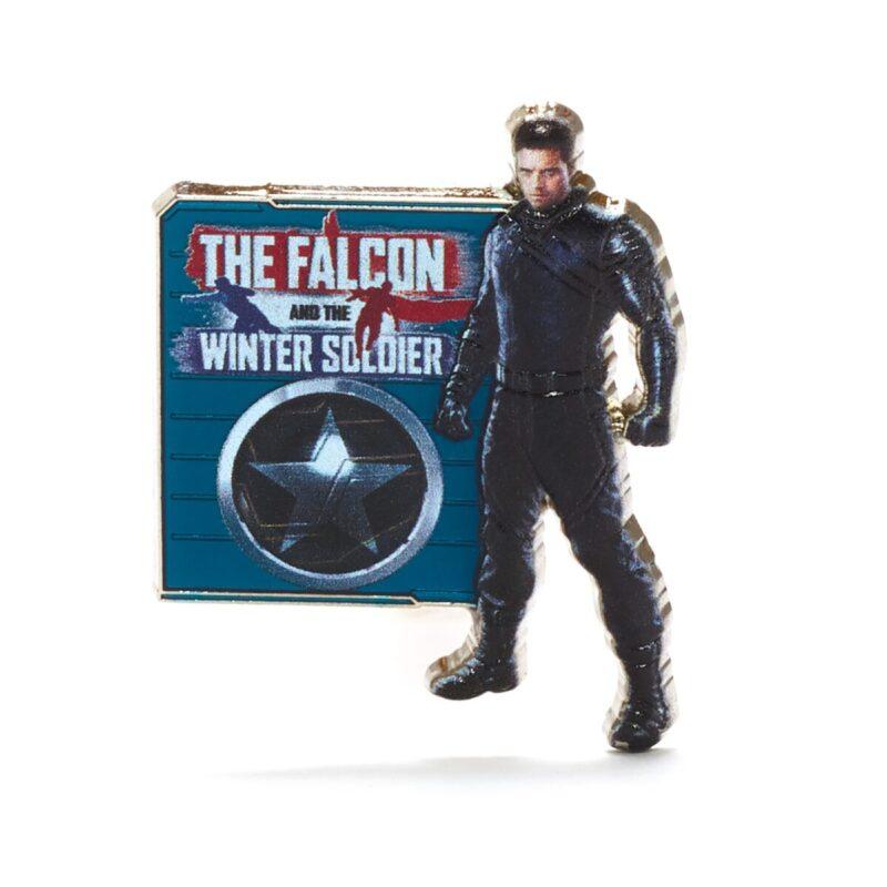 The Falcon and The Winter Soldier: Le novità ShopDisney