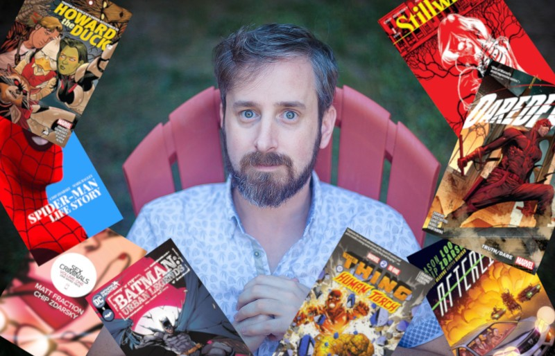 Being Chip Zdarsky: an interview