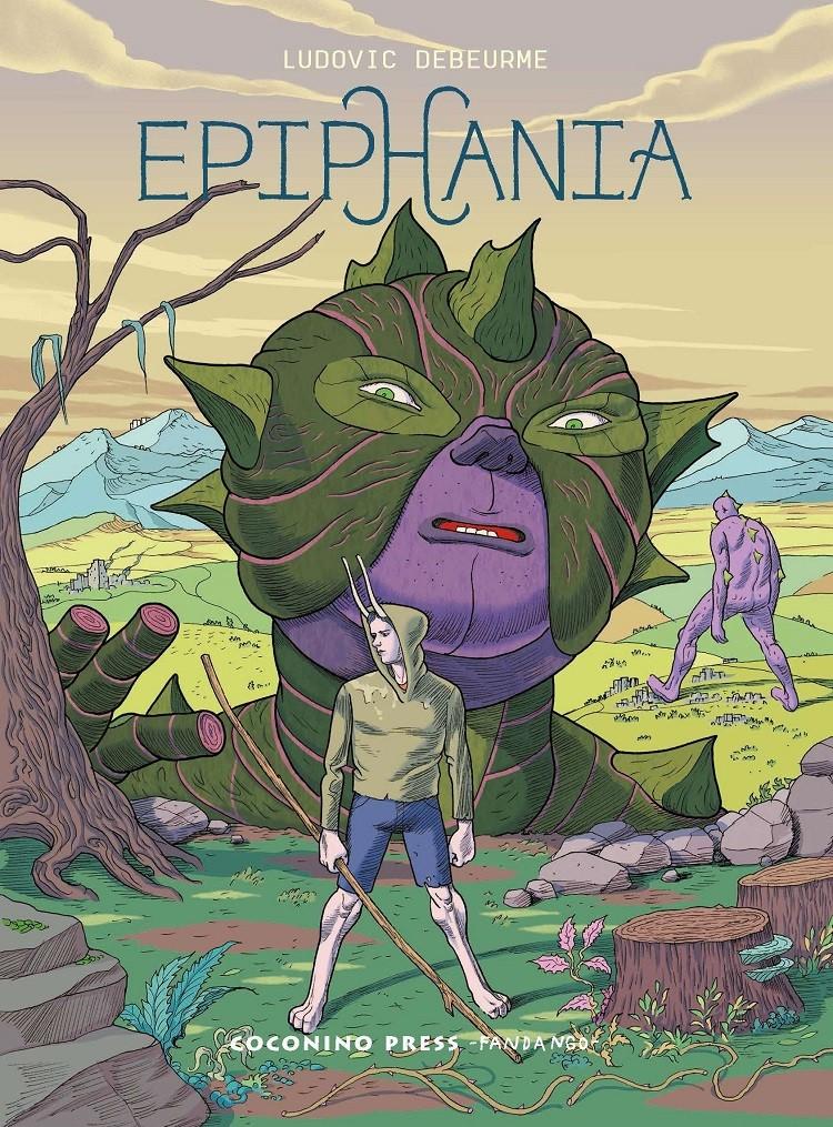 Cover EPIPHANIA VOL 3