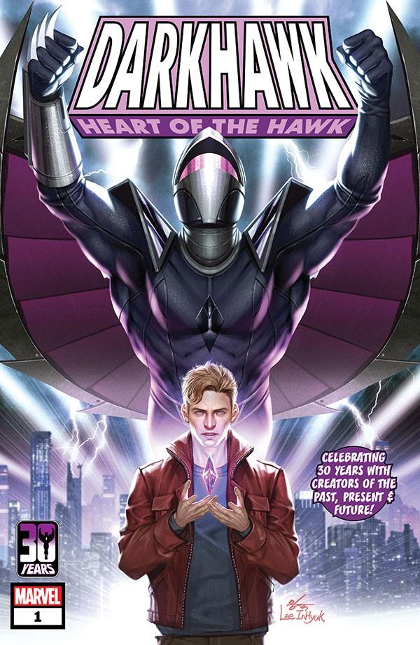 Darkhawk - Heart Of The Hawk 1