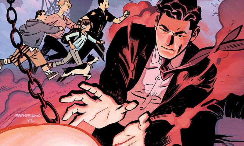 Fumetti saldaPress: esce Fire Power Vol. 2