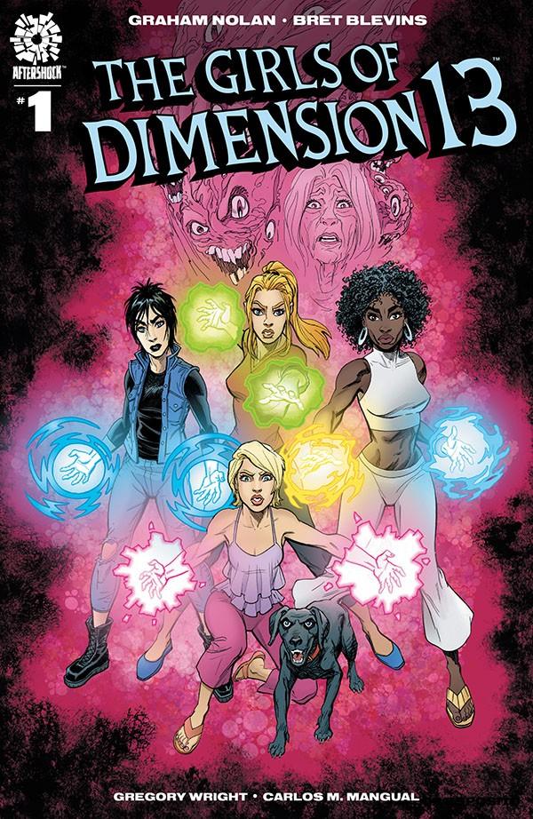 Girls of Dimension 13 01