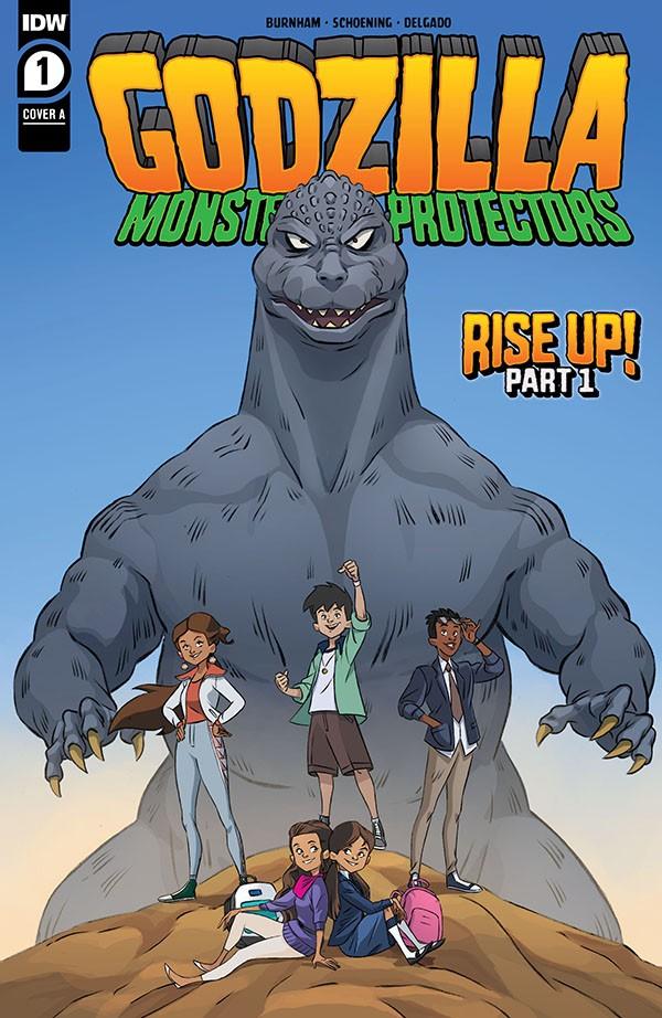 Godzilla - Monsters & Protectors 1