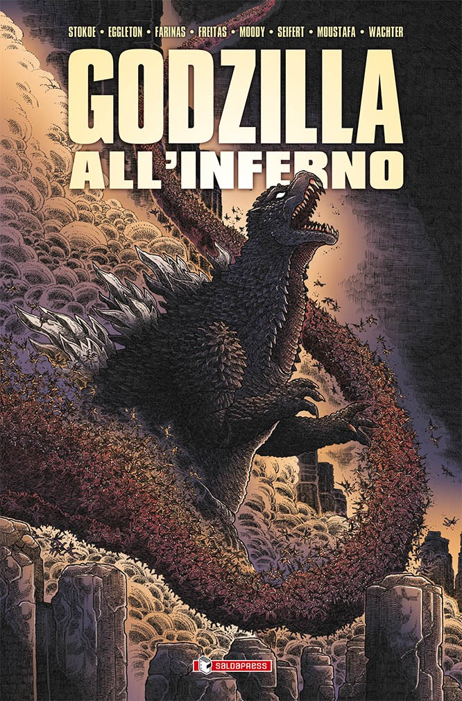 Godzilla all'Inferno_cover_sito