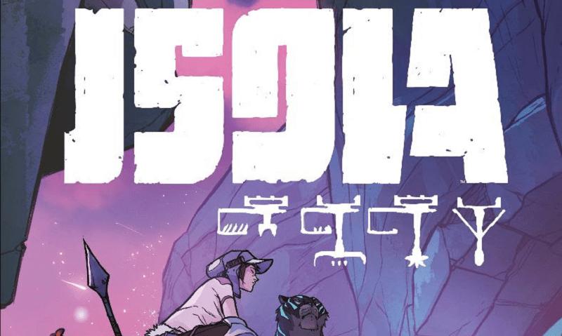 Fumetti Bao: è uscito Isola vol. 2