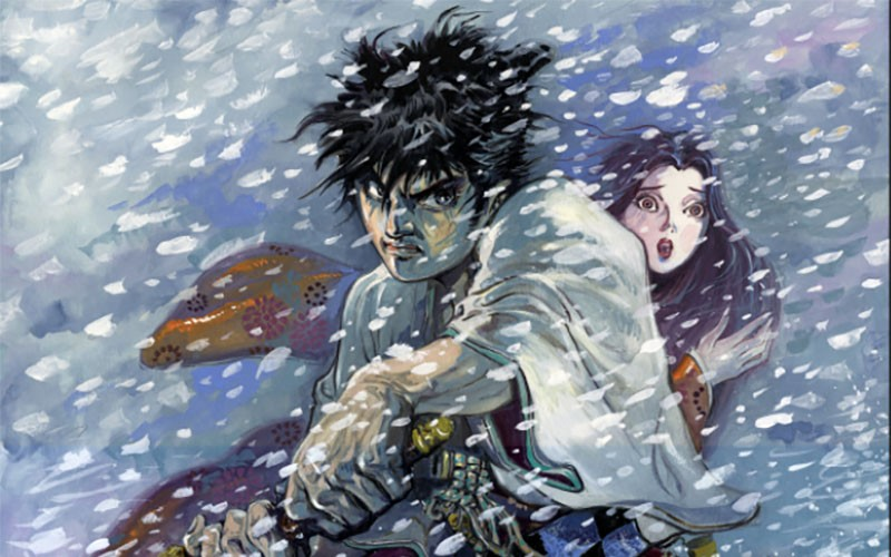 "Arriva in Italia ""Tsubanari Kenshiro e la Spada Squartademoni"""
