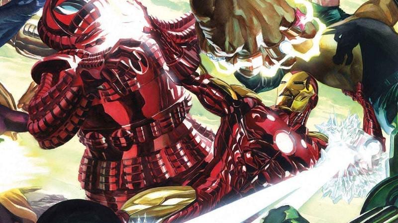 Un Tony Stark analogico e problematico per il restart di Iron Man