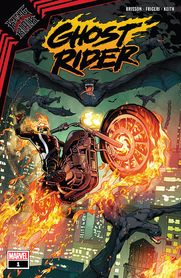 King In Black - Ghost Rider 1