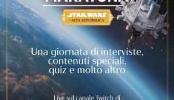 Maratona Star Wars L'Alta Repubblica